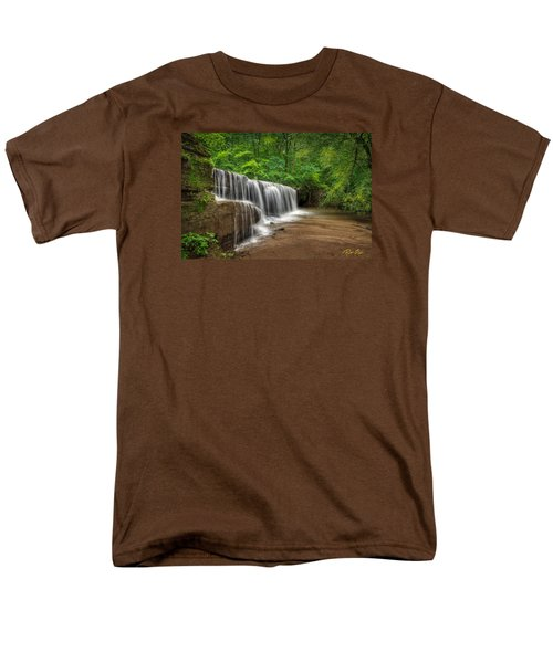 Hidden Falls  Men's T-Shirt  (Regular Fit)