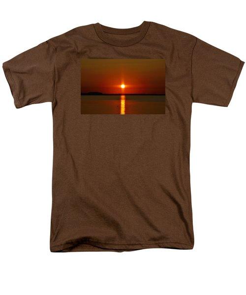Holy Sunset Men's T-Shirt  (Regular Fit) by William Bartholomew