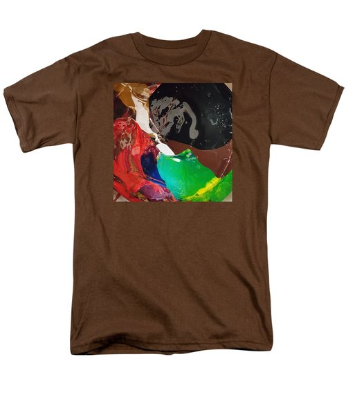 Homer Humming The Md Tune Men's T-Shirt  (Regular Fit) by Gyula Julian Lovas