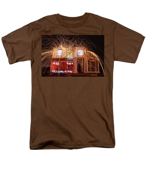 House Head 24 Men's T-Shirt  (Regular Fit) by Andrew Nourse