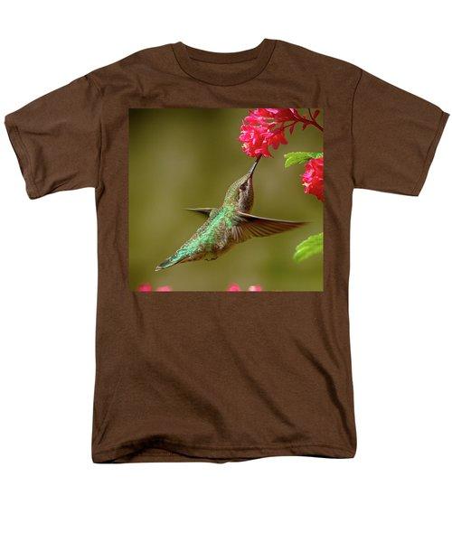 Hover Lunch Men's T-Shirt  (Regular Fit) by Sheldon Bilsker