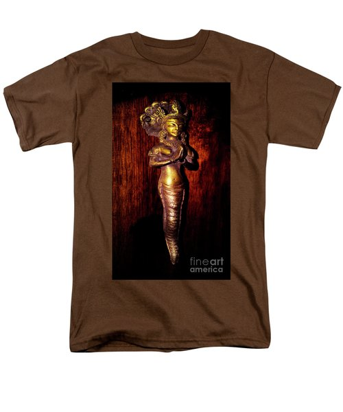 Men's T-Shirt  (Regular Fit) featuring the photograph I Dream Of Genie by Al Bourassa