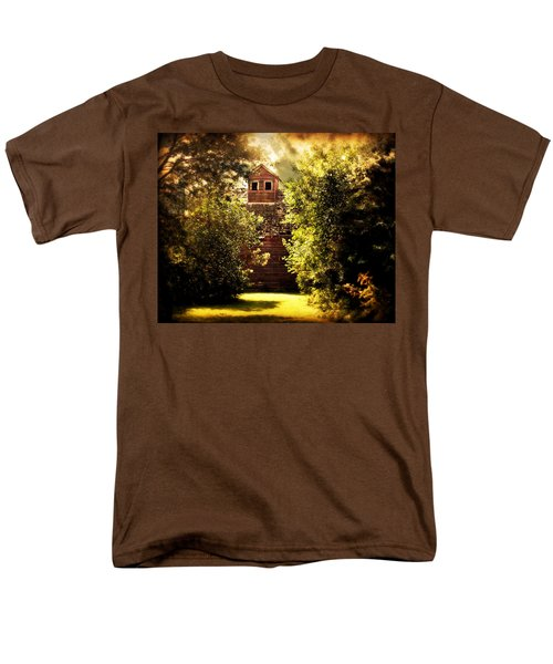 Men's T-Shirt  (Regular Fit) featuring the photograph I See You by Julie Hamilton