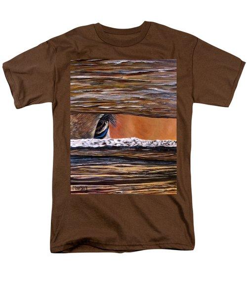 I See You Men's T-Shirt  (Regular Fit)