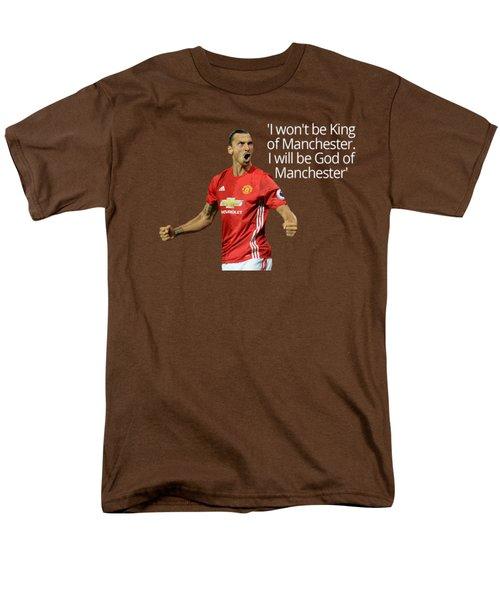 Ibrahimovic Men's T-Shirt  (Regular Fit) by Vincenzo Basile