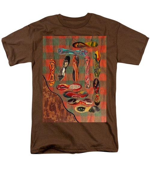 Ice Cream Wooden Sticks Men's T-Shirt  (Regular Fit) by Viktor Savchenko