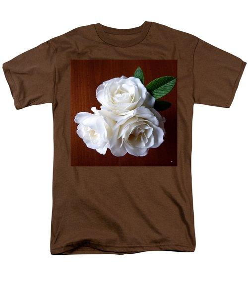 Iceberg Rose Trio Men's T-Shirt  (Regular Fit) by Will Borden