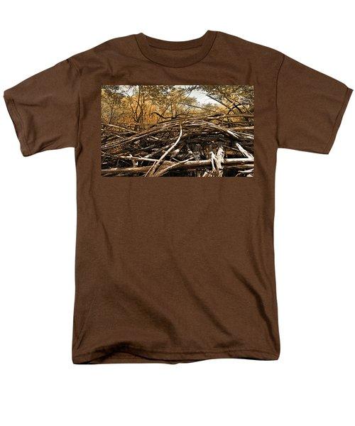 Impenetrable Men's T-Shirt  (Regular Fit) by Steve Sperry