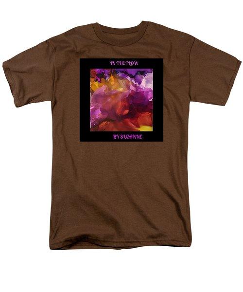 In The Flow Men's T-Shirt  (Regular Fit)