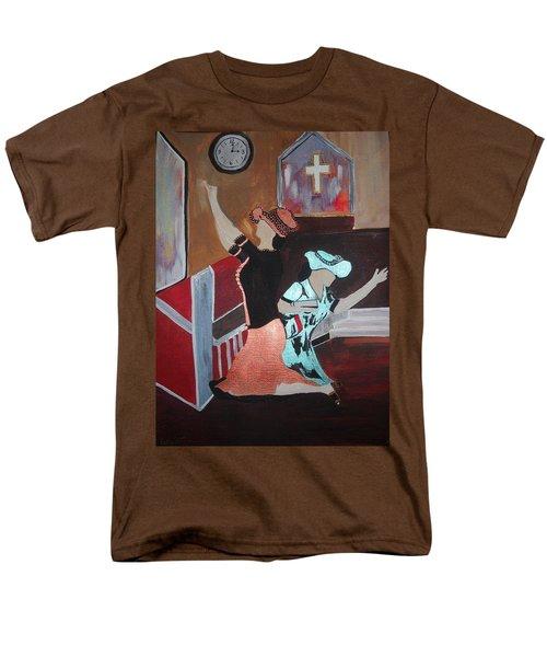 Intercession Men's T-Shirt  (Regular Fit) by Kelly Turner