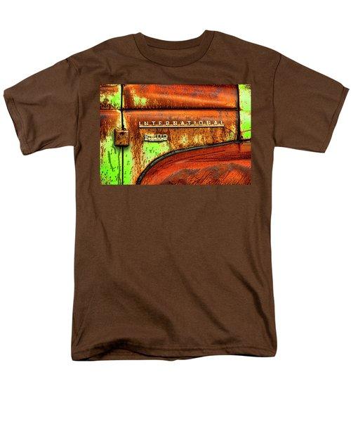 International Mcintosh  Horz Men's T-Shirt  (Regular Fit) by Jeffrey Jensen