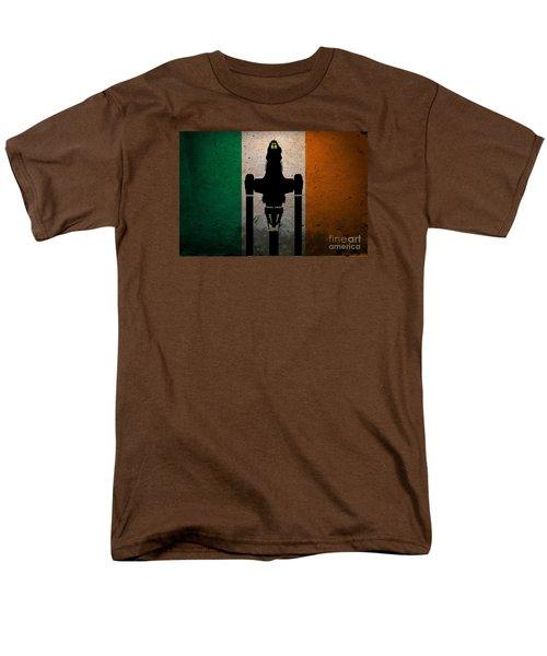 Irish Brown Coats Men's T-Shirt  (Regular Fit) by Justin Moore