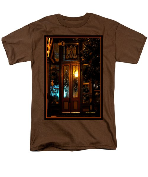 Jonesborough Tennessee 14 Men's T-Shirt  (Regular Fit) by Steven Lebron Langston