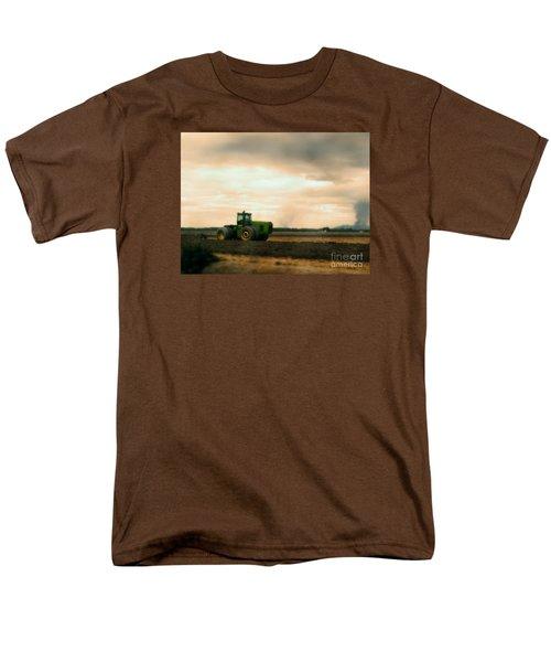 Just A John Deere Memory Men's T-Shirt  (Regular Fit) by Janie Johnson