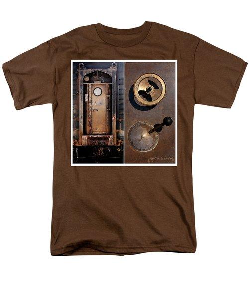 Juxtae #24 Men's T-Shirt  (Regular Fit)