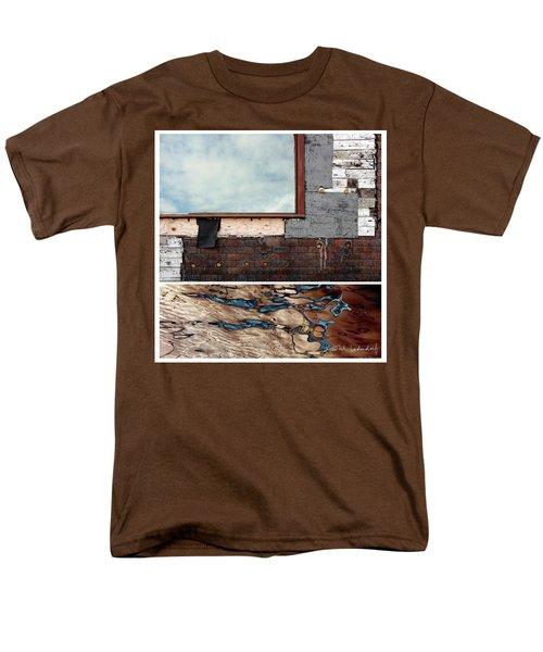 Juxtae #94 Men's T-Shirt  (Regular Fit) by Joan Ladendorf
