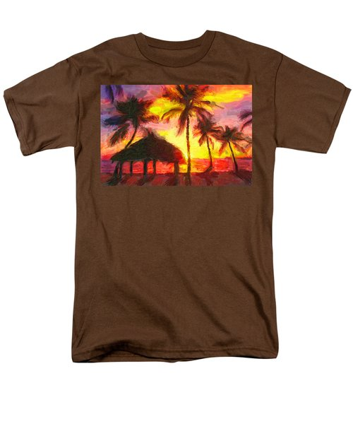 Keys Men's T-Shirt  (Regular Fit) by Caito Junqueira