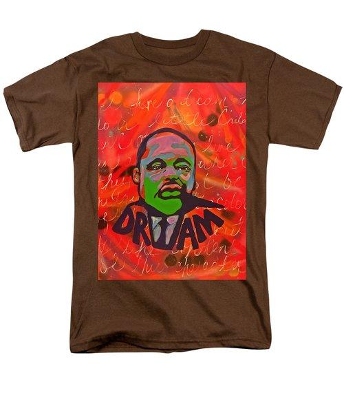 King Dreaming Men's T-Shirt  (Regular Fit) by Miriam Moran