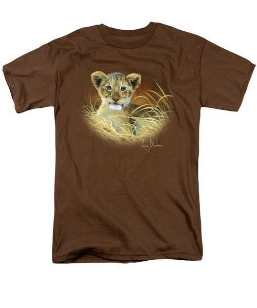 King To Be Men's T-Shirt  (Regular Fit) by Lucie Bilodeau