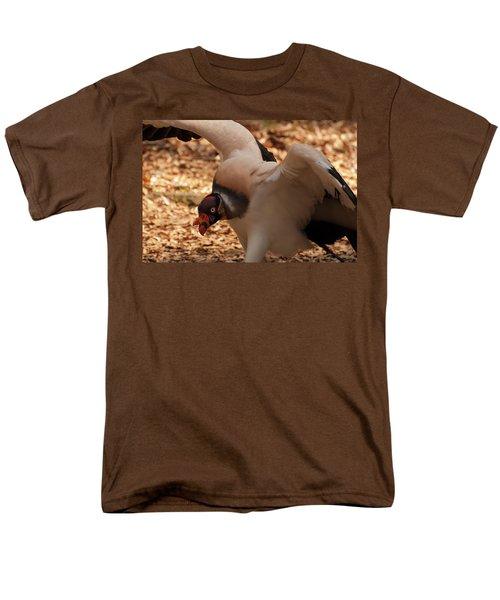 King Vulture 1 Men's T-Shirt  (Regular Fit) by Chris Flees