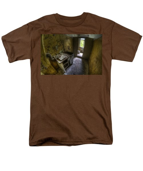 Kitchen With A Loo Men's T-Shirt  (Regular Fit) by Nathan Wright