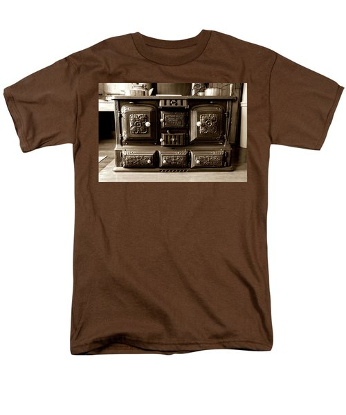 Men's T-Shirt  (Regular Fit) featuring the photograph Kitchener by Greg Fortier