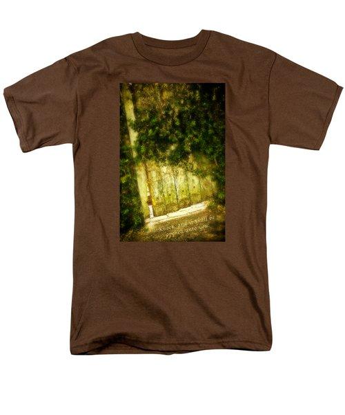 A Little Light Men's T-Shirt  (Regular Fit)