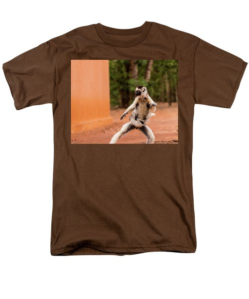 Kung Fu Mom Men's T-Shirt  (Regular Fit) by Alex Lapidus