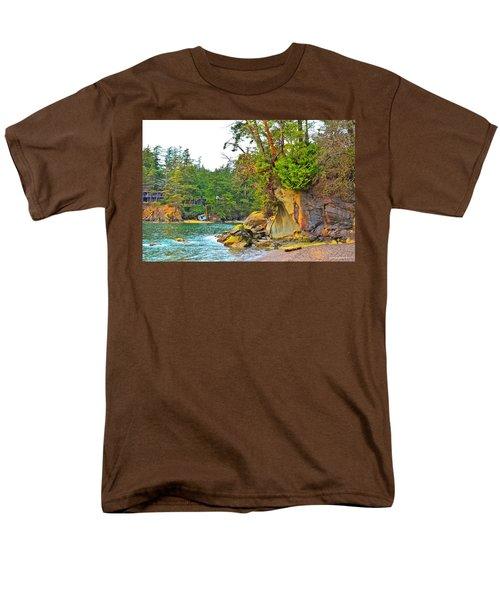 Larabee Men's T-Shirt  (Regular Fit) by Tobeimean Peter