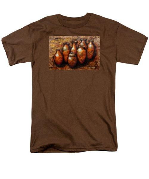 Las Copuchas Men's T-Shirt  (Regular Fit) by J- J- Espinoza