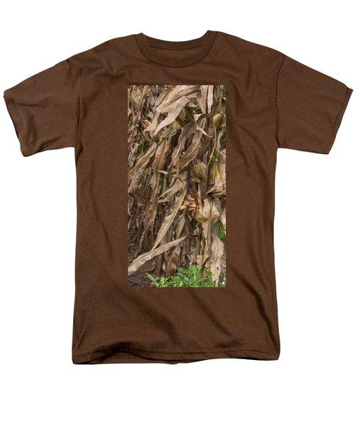 Men's T-Shirt  (Regular Fit) featuring the photograph Last Ear Standing by Arlene Carmel
