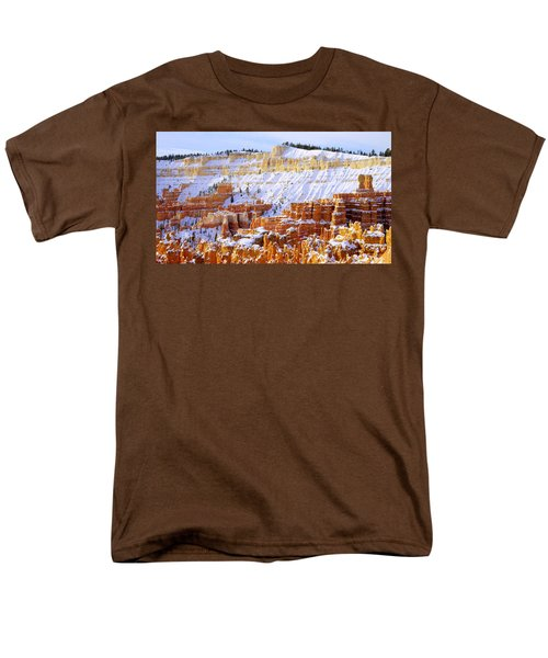 Men's T-Shirt  (Regular Fit) featuring the photograph Layers by Chad Dutson