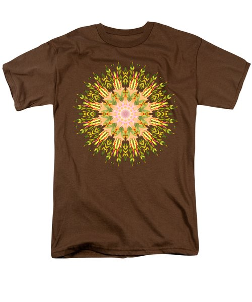 Leaf Nouveau Men's T-Shirt  (Regular Fit) by Mary Machare