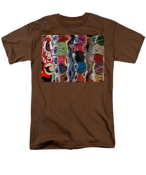 Men's T-Shirt  (Regular Fit) featuring the photograph Poupourri by Kathie Chicoine