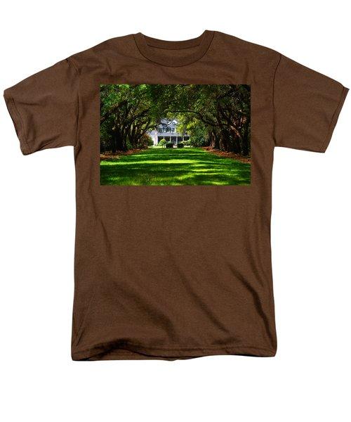 Legare Waring House Charleston Sc Men's T-Shirt  (Regular Fit) by Susanne Van Hulst