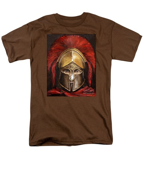 Leonidas Men's T-Shirt  (Regular Fit) by Arturas Slapsys