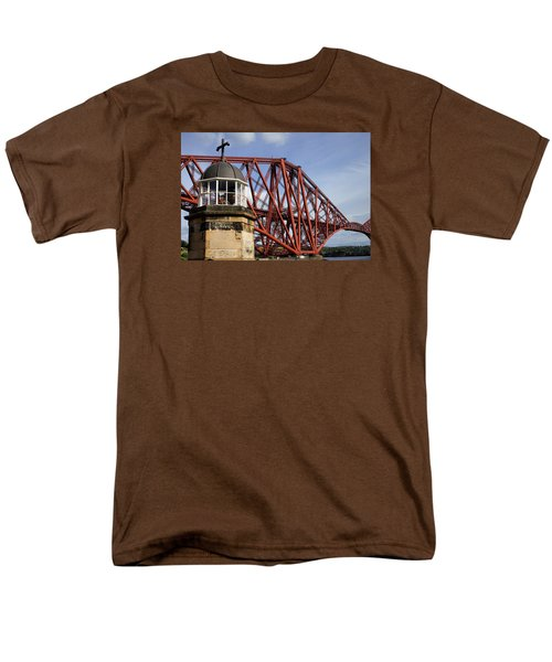 Men's T-Shirt  (Regular Fit) featuring the photograph Light Tower by Jeremy Lavender Photography