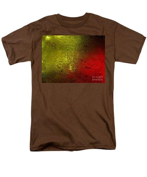 Light Under Ice Men's T-Shirt  (Regular Fit)