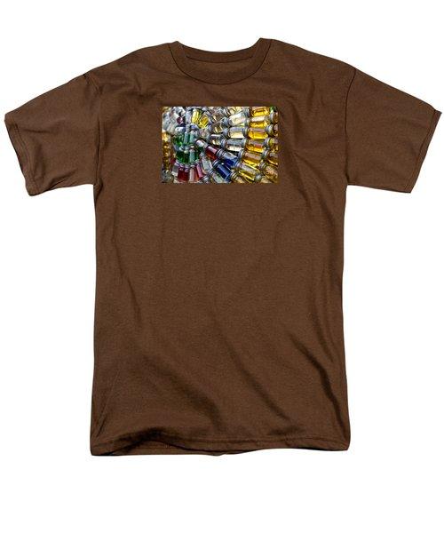 Little Bottles Of Sunshine Men's T-Shirt  (Regular Fit) by Rebecca Davis