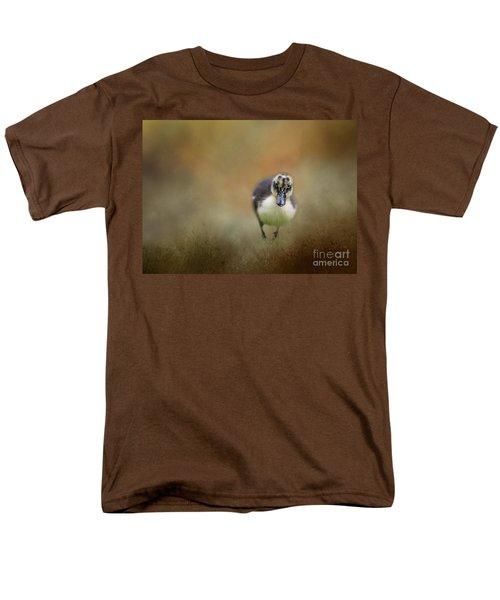 Little Cutie Men's T-Shirt  (Regular Fit) by Eva Lechner