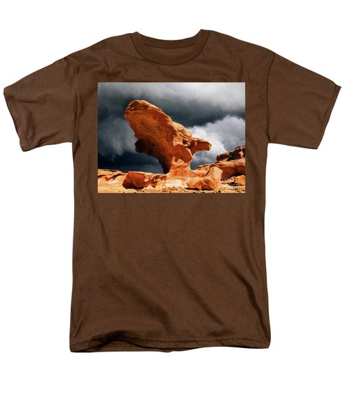 Little Finland Nevada 8 Men's T-Shirt  (Regular Fit) by Bob Christopher