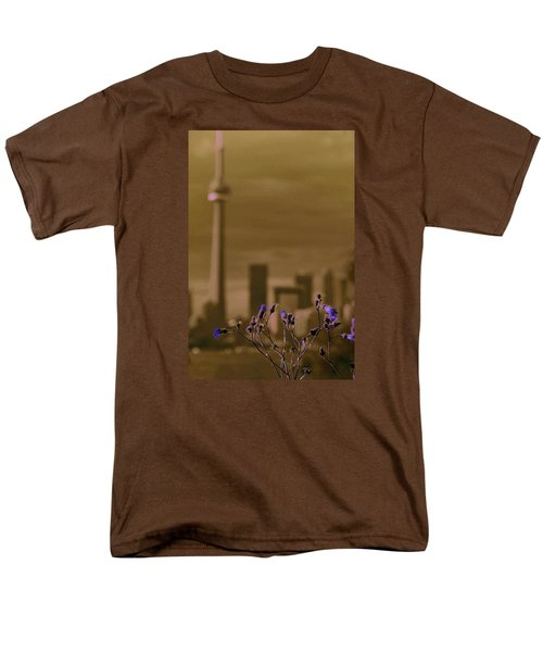 Men's T-Shirt  (Regular Fit) featuring the photograph Live Beautifully by The Art Of Marilyn Ridoutt-Greene