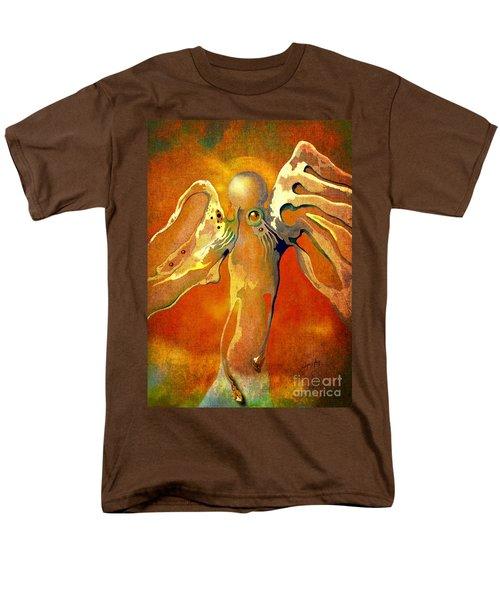 Lonely Angel Men's T-Shirt  (Regular Fit) by Alexa Szlavics