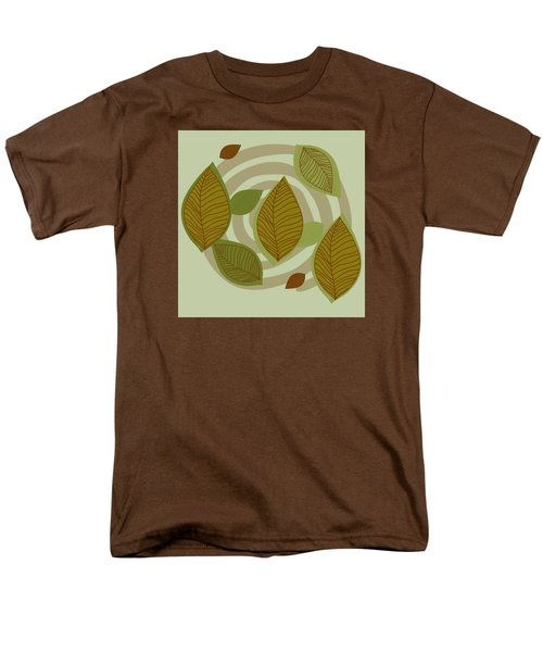 Looking To Fall Men's T-Shirt  (Regular Fit) by Kandy Hurley
