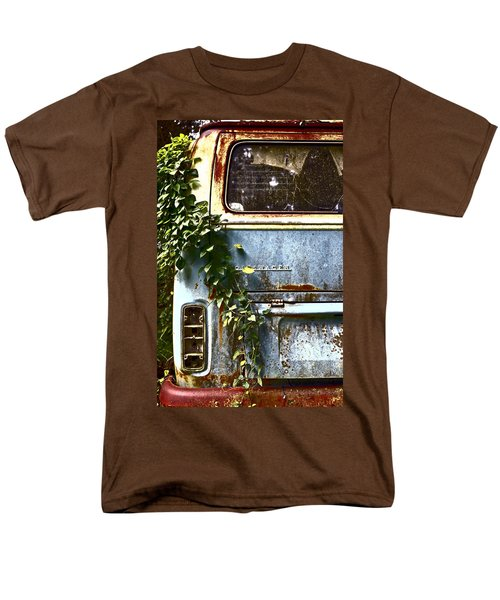 Lost In Time Men's T-Shirt  (Regular Fit) by Carolyn Marshall
