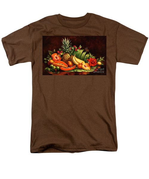 Lots Of Fruit Men's T-Shirt  (Regular Fit) by Laurie Hein