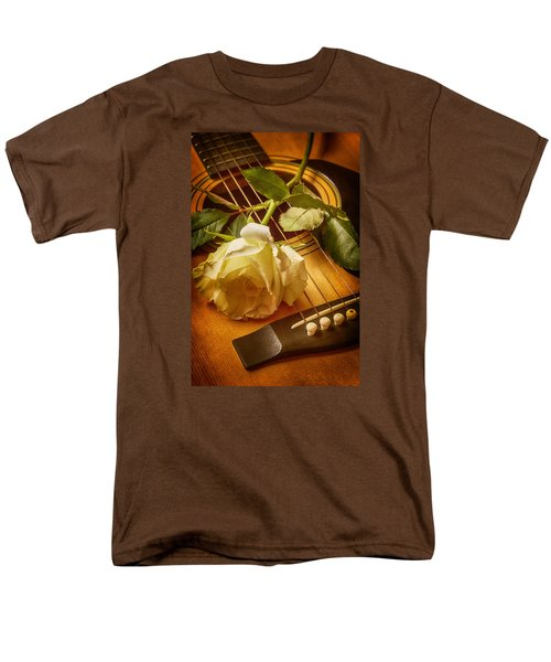 Love Song In The Making Men's T-Shirt  (Regular Fit) by Swank Photography