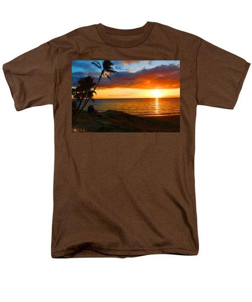 Lovers Paradise Men's T-Shirt  (Regular Fit) by Michael Rucker