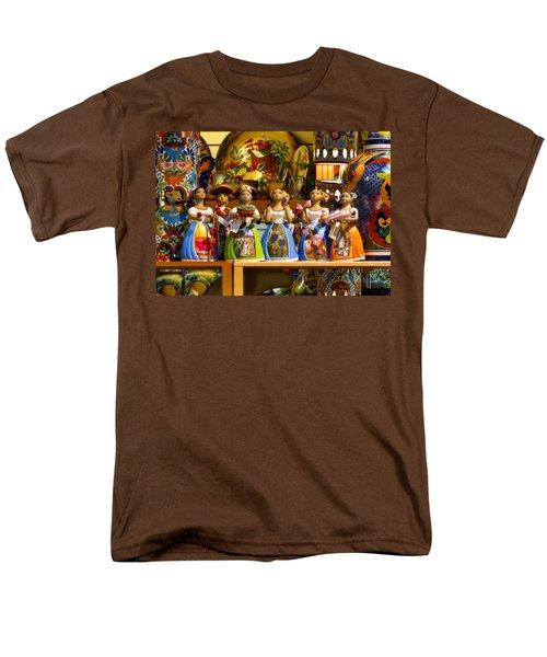 Lupitas Men's T-Shirt  (Regular Fit) by Steven Sparks