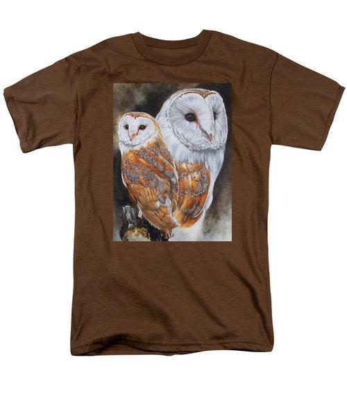 Luster Men's T-Shirt  (Regular Fit) by Barbara Keith